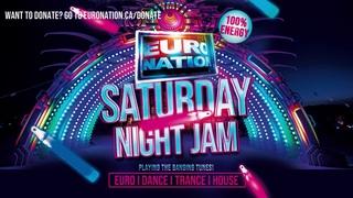 SATURDAY NIGHT JAM! - PLAYING THE BANGING TUNES! EURO/DANCE/TRANCE MIX