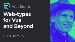 Web-types for Vue and Beyond