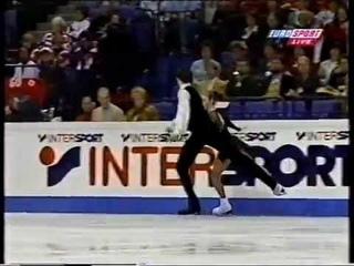 Tatiana Totmianina & Maxim Marinin RUS - 1999 World Championships LP