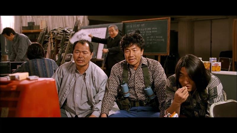 Новости о восстании в Кванджу Фрагмент из фильма Великолепный отпуск 2007