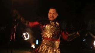 Фаер шоу Kresiva (Минск) программа на 5 артистов (Белорусский огненный цирк) 12 мин. 300 дл