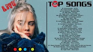 Ariana Grande, Maroon 5, Billie Eilish, Adele, The Weeknd, Justin Bieber - Top Hits 2021