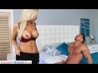 Nina Elle трахается как богиня мамка минет русский домашний секс порно массаж анал milf massage tits ass sex porn сиськи