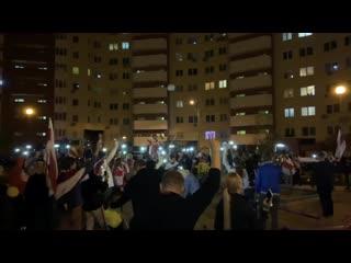 Жители Минска