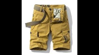 Мужские камуфляжные шорты карго, повседневные шорты большого размера плюс 28 38, 6191, 2020