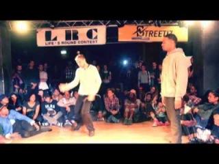 LRC ROYAL #2 - BATTLE GUEST : Benny Rock vs Creesto