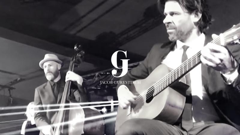 Besame Mucho (live)   Jacob Gurevitsch   Spanish Instrumental acoustic guitar music