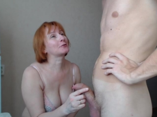 REAL Mother-Son Webcam