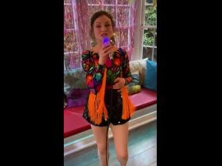 Sophie Ellis-Bextor - Kitchen Disco #10 (Live on Instagram, 29_5_20) (1)