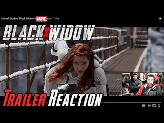 Black Widow Angry Trailer Reaction!
