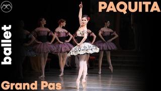 Ballet PAQUITA - Grand Pas - ballerina Maria Khoreva