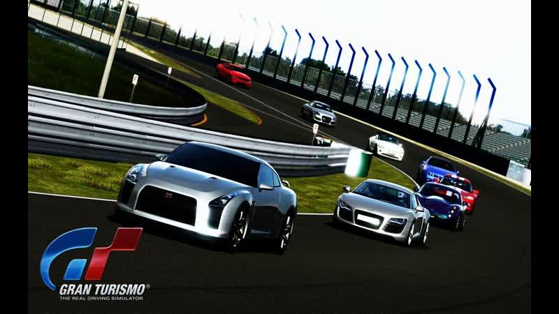 4 часа борьбы за золото Gran Turismo 2 Sony Playstation