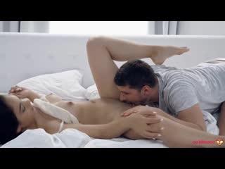 красивое нежное видео с Ginebra Bellucci минет кунилингус нежный анальный секс