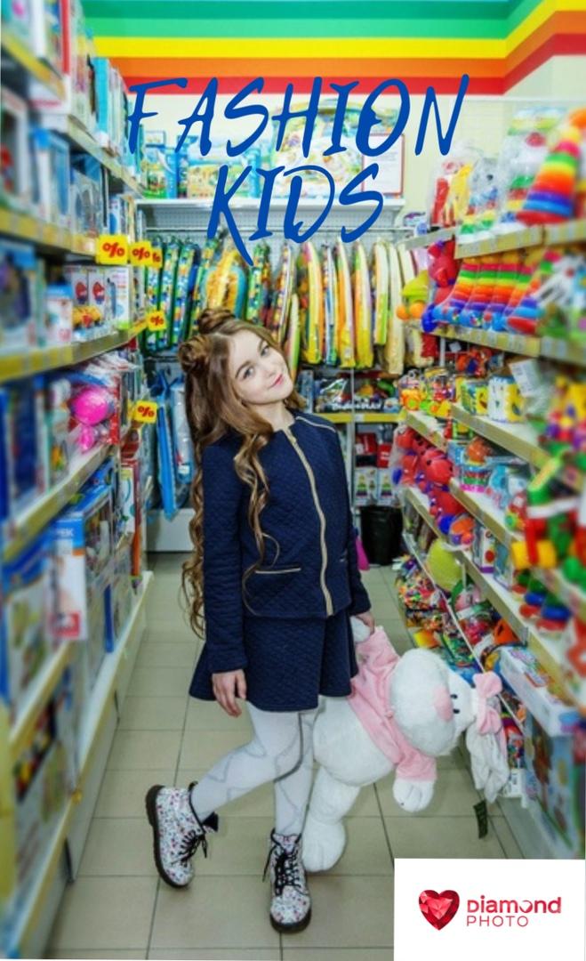 "Афиша Калуга Фотопроект ""Fashion Kids"" Калуга"