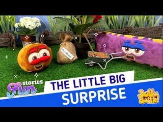 Смешные Истории Jolly Battle - Little Big Surprise