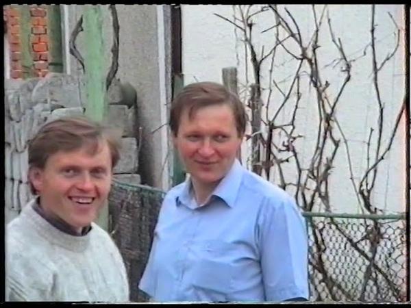 Марина і компанія. РЕТРО Технічна підготовка (САУНДЧЕК) до весілля в музикантів у 1996 році (АРХІВ)