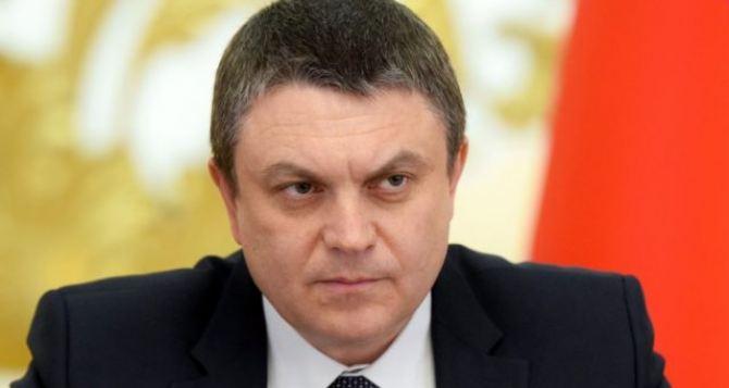 Леонид Пасечник обратился к гражданам по поводу ситуации с коронавирусом