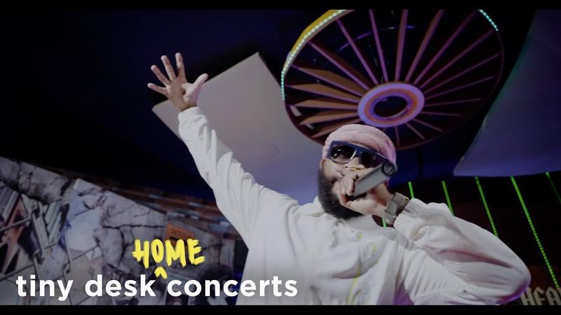 Royce 5'9 Tiny Desk Home Concert