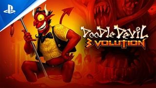 Doodle Devil: 3volution - Official Trailer   PS5, PS4