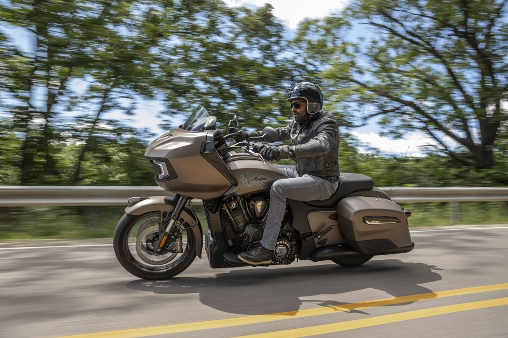 Анонсированы мотоциклы Indian Roadmaster Limited / Vintage Dark Horse 2021