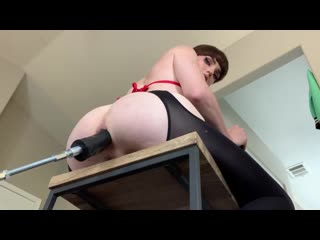 Natalie Mars - Sissy love fuckmachine