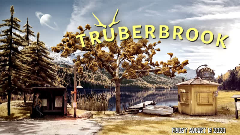 Adventurous vacation to a 1960's parallel universe I'm in Truberbrook RichardOnRetro