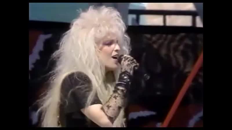 Vixen MTV Spring Break 18 03 1989