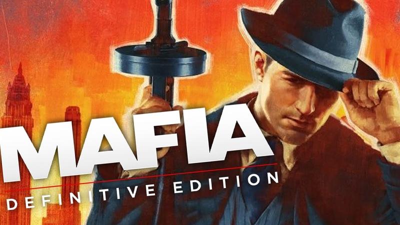 ИСТОРИЯ ОДНОГО ТАКСИСТА Mafia Definitive Edition 1