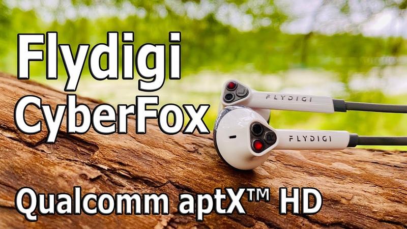 ЛУЧШИЕ ИГРОВЫЕ 🔥 БЕСПРОВОДНЫЕ НАУШНИКИ Flydigi CyberFox Qualcomm aptX™ HD 🚀 ДА НАЧНЁТСЯ ИГРА