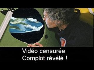 Preuve vidéo que la Terre est plate pour les QI d'huître - ST