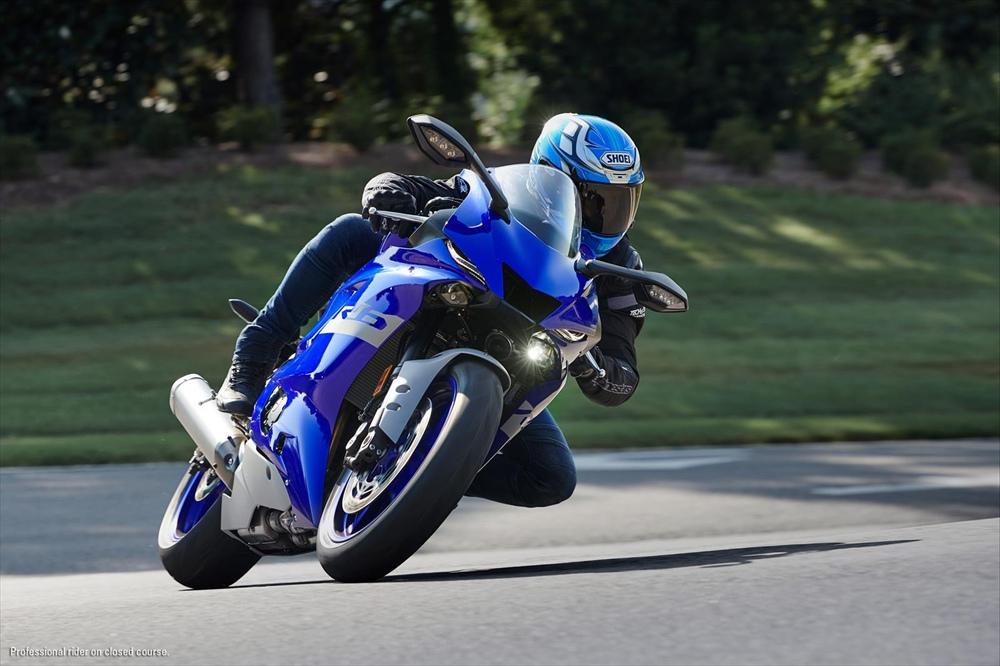 Yamaha R6  - конец целой эпохи