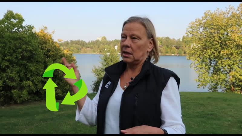 Спроси шведку эколог и специалистка по охране морей Ингер Нэслунд