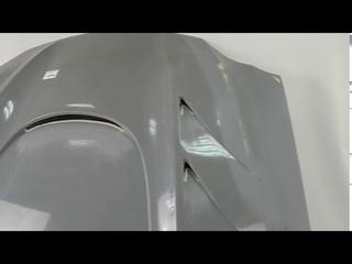Капот F-Sport на Lexus IS 3(III) (2013-2016)