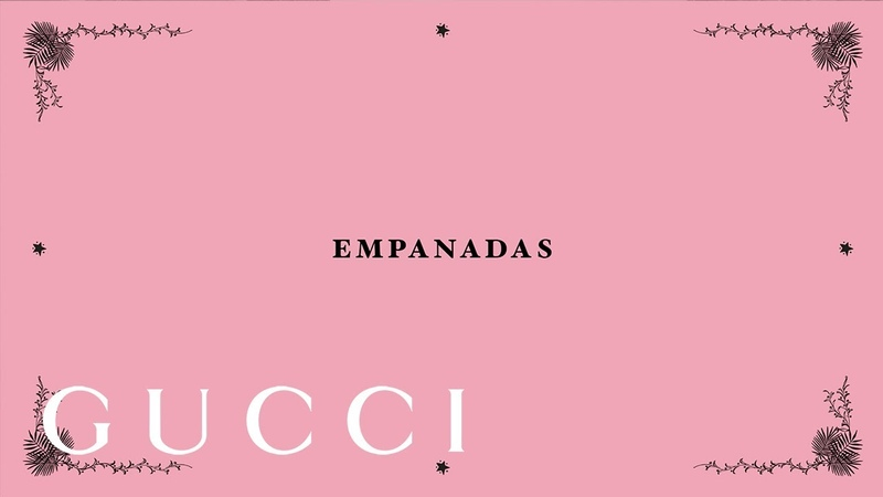 Bruno's Empanadas Cooking with Gucci Osteria Chef Karime López