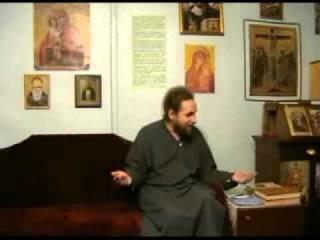 Отец Серафим о гомосексуалистах РПЦ Октябрь 2006