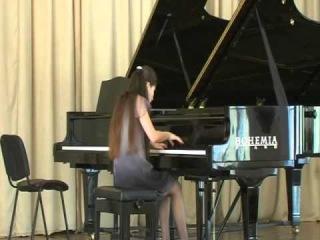 Julinoza (Julia Zaporozhets)  List Mefisto-valse 2009