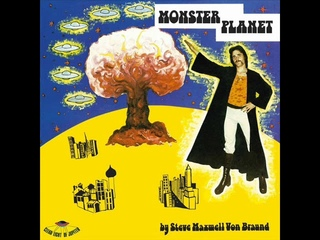 Steve Maxwell Von Braund - Monster Planet (1975) 🇦🇺 Space Rock/Electronic Rock