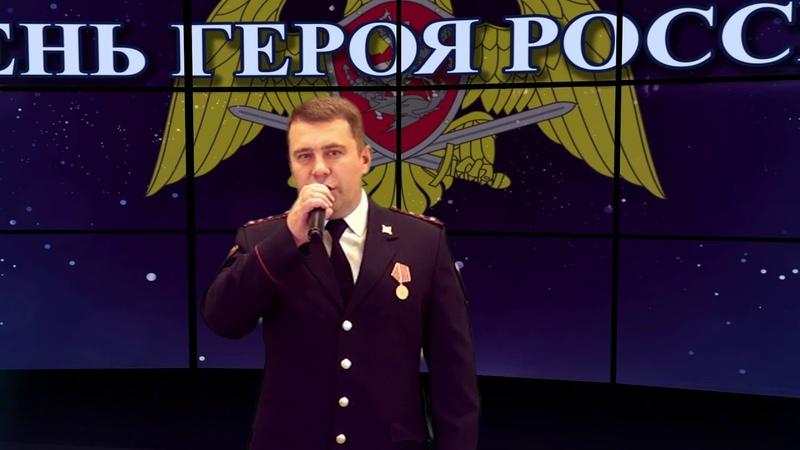 Разговор с портретом песню группы Голубые береты исполняет Андрей Котов