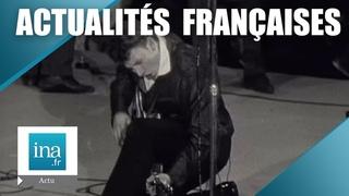 Les Actualités Françaises du 1er mars 1961 :  Mohammed V,  Johnny Hallyday  | Archive INA