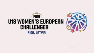 Russia - Croatia | FIBA U18 Women's European Challengers 2021