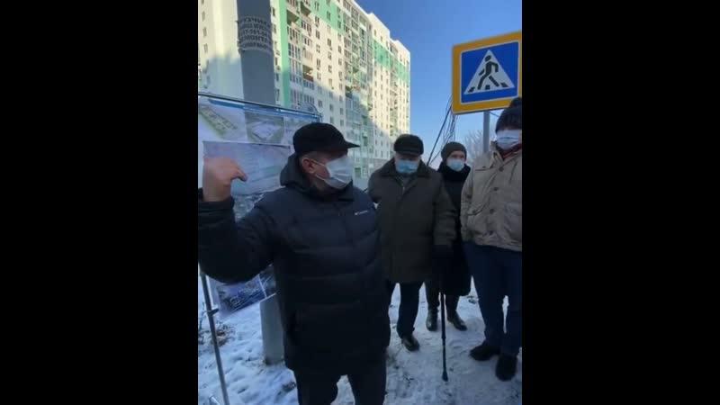 Так же на встрече Николая Панкова @ nikolai pankov paraslov с жителями прозвучал вопрос разместят ли светофор на новом перекрё
