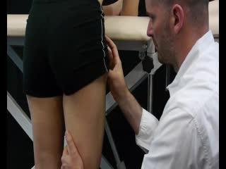 Пример лечения триггерного тяжа (ленты)