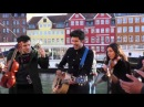 Sebalter and Can-Linn feat. Kasey perform Hunter of Stars at Eurovision Street Party