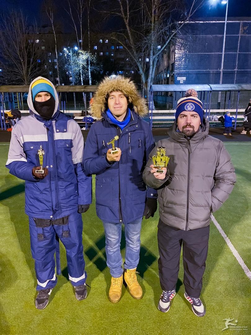 Антон Коморников, Дмитрий Лявданский и Александр Ходенко закрывают сезон на Наставников