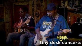 Kingfish: Tiny Desk (Home) Concert
