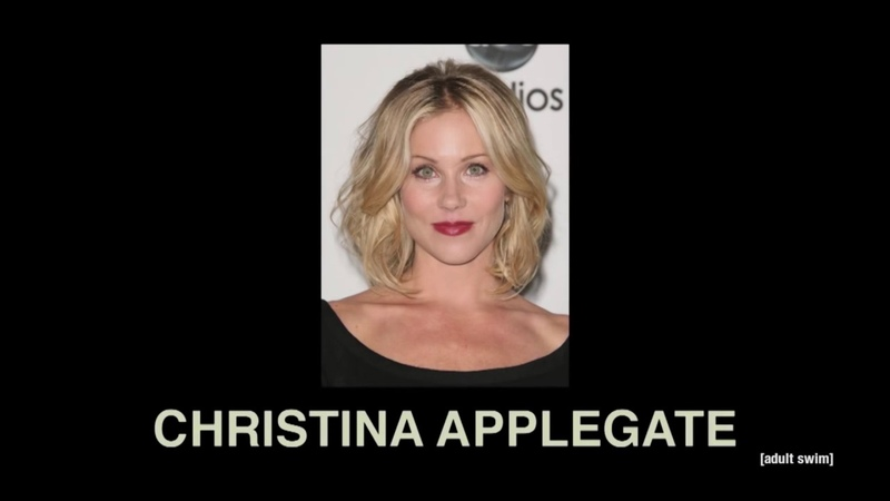Let's Give a Quick Shout Out to Christina Applegate