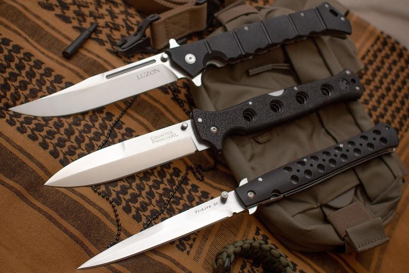 Карманные мечи от Cold Steel, изображение №1