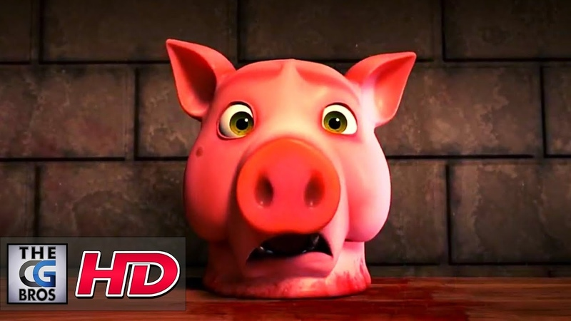 CGI 3D Animated Short Pork Chop - by Katherine Guggenberger | TheCGBros