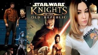 STAR WARS™ - Knights of the Old Republic ➤  Последняя надежда Ордена Джедаев - Начало #1