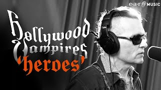 """Hollywood Vampires 'Heroes' from the album """"Rise"""" OUT NOW"""